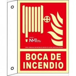 BANDEROLA BIE PVC 1mm Clase...