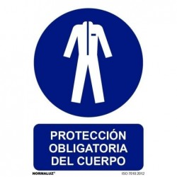 ADHE OBLIGATORIO PROTECCION...