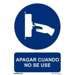 ADH APAGAR CUANDO NO SE USE...