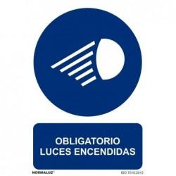 SEÑAL OBLIGATORIO LUCES...