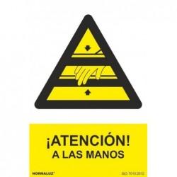 SEÑAL PELIGRO ATENCION A...