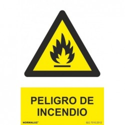 ADH PELIGRO DE INCENDIO...