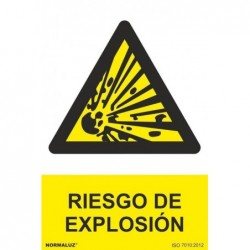 ALUM PELIGRO DE EXPLOSION...