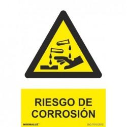 ALUM PELIGRO DE CORROSION...
