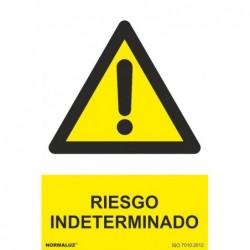 ALUM RIESGO INDETERMINADO...