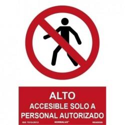 ADH PROHIBIDO ALTO PERSONAL...