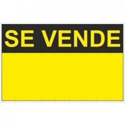 SEÑAL SE VENDE PVC 0,4mm...