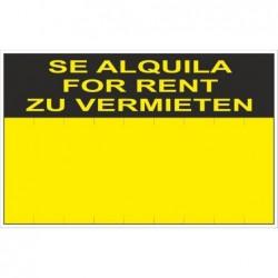 S. SE ALQUILA IDIOMAS PVC...