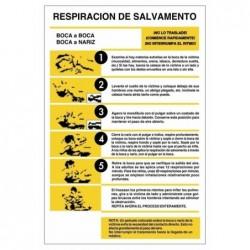 SEÑAL PVC 0,3 RESPIRACION...