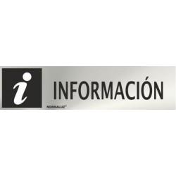 SEÑAL INOX INFORMACION...