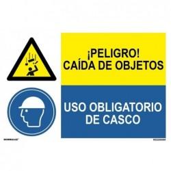 ADH COMB  P. CAIDA OBJ/O....