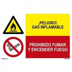 SEÑAL COMB P.GAS...