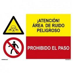 SEÑAL COMB P.AREA RUIDO...