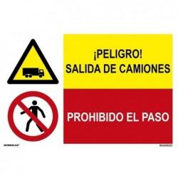SEÑAL COMB P.SALIDA DE...