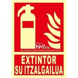 S.EXTINTOR SU ITZALGAILUA...