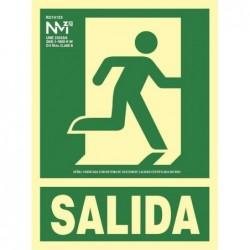 S. ALUM. CLASE A SALIDA...