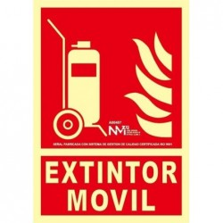 S. EXTINTOR MOVIL 210X300...