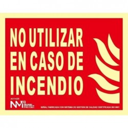S. NO UT. CASO INCENDIO...