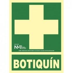 S.BOTIQUIN ALUMINIO CLASE A...