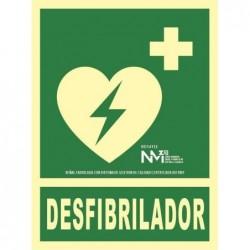 S.DESFIBRILADOR ALUMINIO...