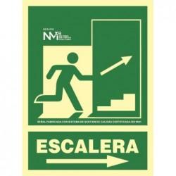 S.ESCALERA SUBIDA DCHA...